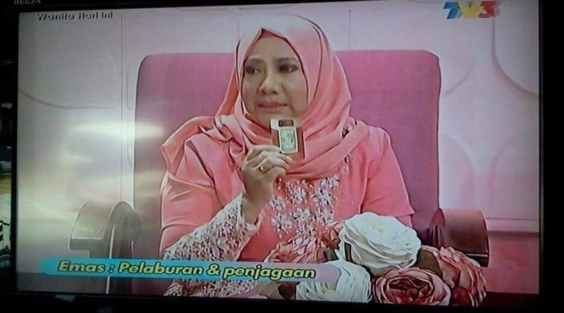 Azizah Hassan di Media
