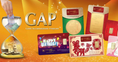 gold accumulation program
