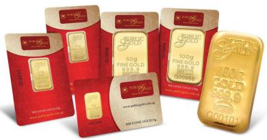 lbma gold bar