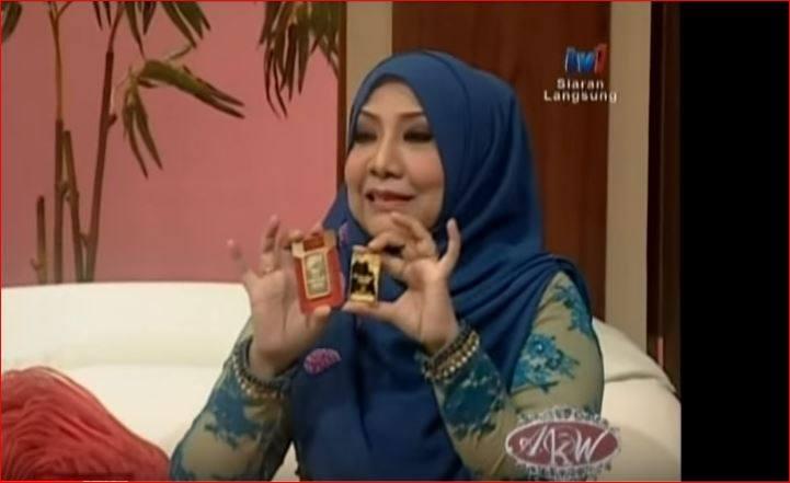 azizah hassan tv1