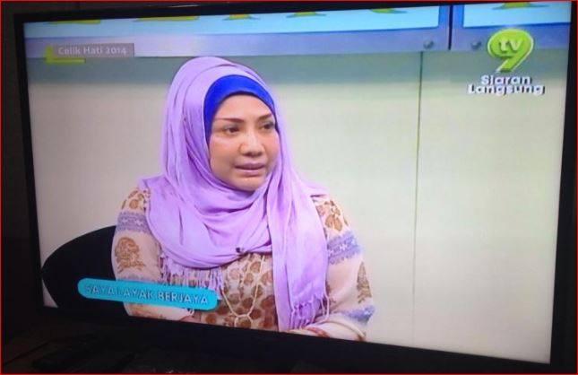 azizah hassan tv9